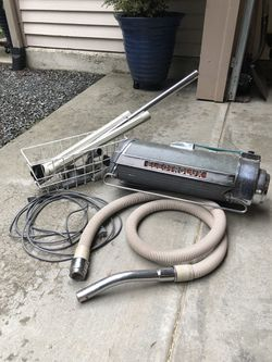 Electrolux canister vacuum cleaner and all accessories. Works great, clean. for Sale in Woodinville,  WA