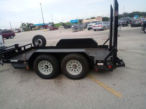 10 by 7 car trailer for Sale in Houston, TX