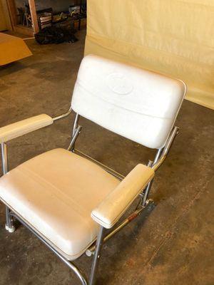 Garelick Boat Deck Seat for Sale in Modesto, CA