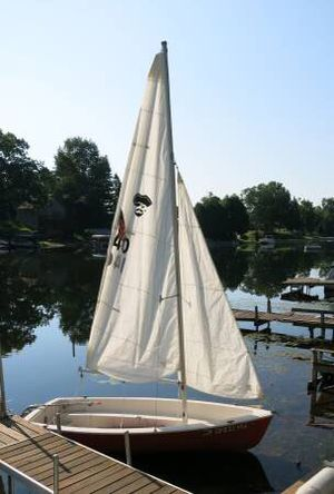 Chrysler Pirateer 13' Sailboat for Sale in Port Huron, MI