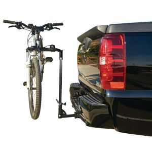 New 2 bike rack 100 lb hitch folds down for Sale in Newport News, VA