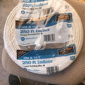 Building Wire 250 Ft for Sale in Sacramento, CA