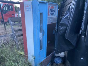 Antique Pepsi machine for Sale in Ferris, TX