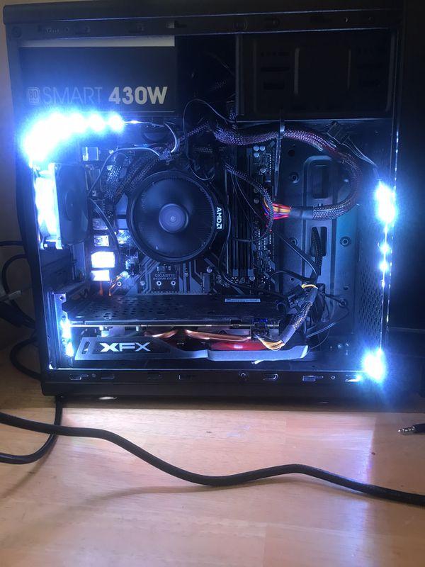 $550 Gaming PC