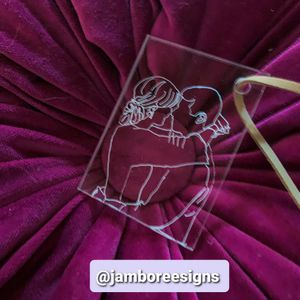 Personalized Engraved Photo Keychain for Sale in La Mirada, CA