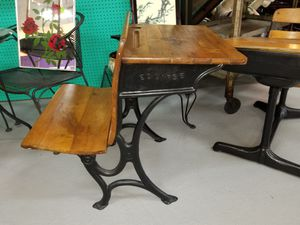 Vintage school desk #1 for Sale in Gulfport, FL