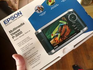 Epson P-3000 for Sale in San Diego, CA