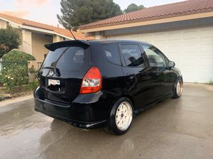 2007 Honda Fit sport-Manual for Sale in ROWLAND HGHTS, CA
