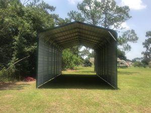 Classic Carport partially enclosed for Sale in Ocala, FL