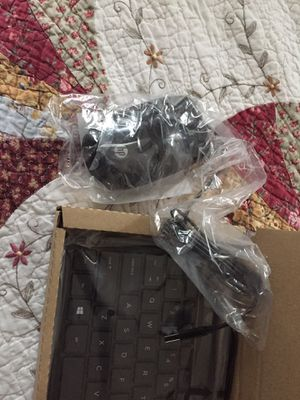 HP Mouse and Keyboard new still in packaging for Sale in Mechanicsburg, PA