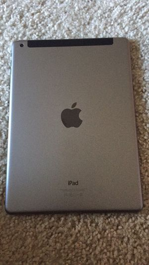 Apple IPad Air 1st Gen 64GB WiFi and cellular for Sale in Fairfax, VA