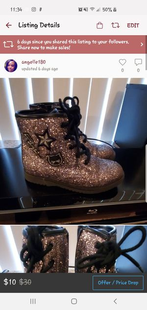 Girls boots size 11 for Sale in Orlando, FL