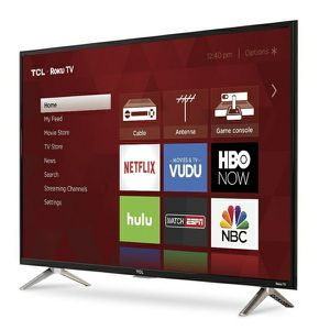 55 inch smart 4k tv new no box for Sale in Pittsburgh, PA