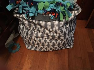 Large square storage bin from thirtyone for Sale in Faber, VA
