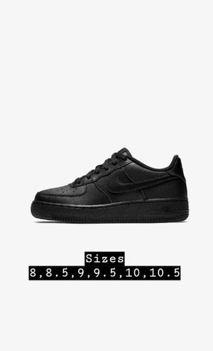 Nike air force 1 black for Sale in Pleasant Hill, CA