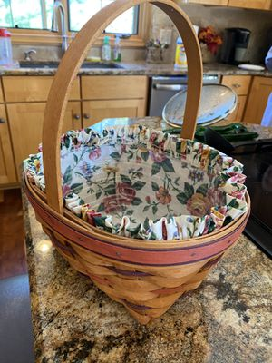 Longaberger Basket for Sale in Akron, OH