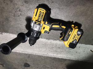 20v XR dewalt drill for Sale in Long Beach, CA