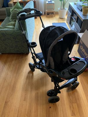Baby Trend Sit and Stand Double Stroller for Sale in Portland, OR