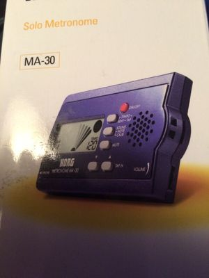 Korg MA30. Metronome for Sale in Miami, FL