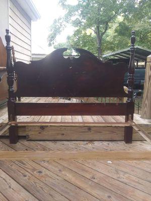 Antique Bedframe (Full size) for Sale in Lynchburg, VA
