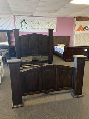 Queen Bed Frame for Sale in Missouri City, TX