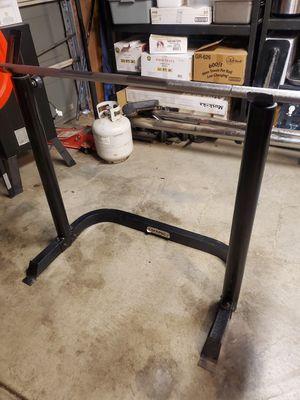 Squat rack for Sale in Lemoore, CA
