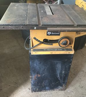 """10"""" saw for Sale in Oroville, CA"""