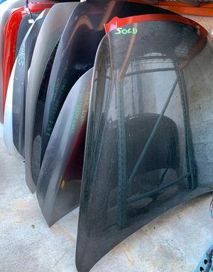 INFINITI HOOD BONNET - OEM INFINITI Q50 G35 G37 JX35 QX60 M37 Q70 FX35 EX35 HOOD - OEM PART for Sale in Fort Lauderdale, FL