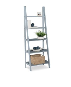 TWO 5 tier ladder bookshelves for Sale in Chicago, IL