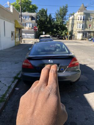 05 Honda Accord coupe for Sale in IND HILLSIDE, NJ