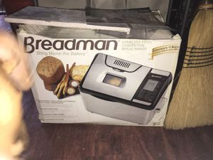 Bread maker for Sale in Morrisville, PA