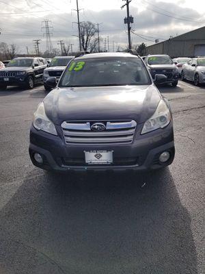2013 Subaru Outback Premium for Sale in Waukegan, IL