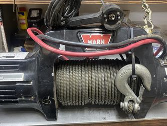 Warn 9.5si Winch for Sale in Dayton,  OR