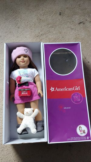 Grace American Girl doll of the year for Sale in Cottontown, TN