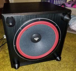15in speaker like new for Sale in Fairmont, WV