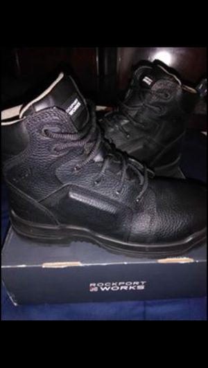 Men's steel toe work boots for Sale in Dallas, TX