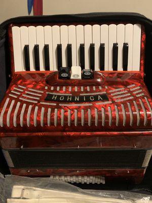 Hohner hohnica piano accordion acordeon for Sale in Hillsboro, OR
