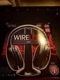 Sentry wireless headphones for Sale in Hillsboro,  OR