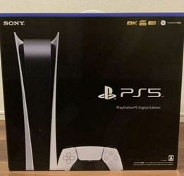 Playstation 5 - PS5 - Digital - Brand New for Sale in Akron,  OH