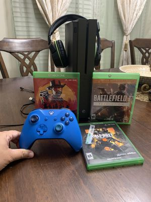 Xbox one S 1tb battlefield one limited edition for Sale in Windermere, FL