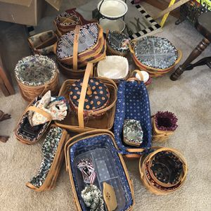 Longaberger Baskets & Pottery for Sale in Deerfield Beach, FL