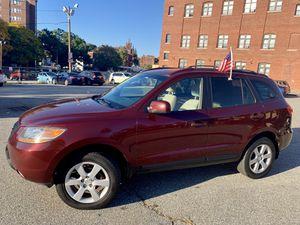 2009 Hyundai Santa Fe AWD for Sale in Worcester, MA