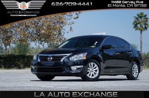2015 Nissan Altima for Sale in El Monte , CA