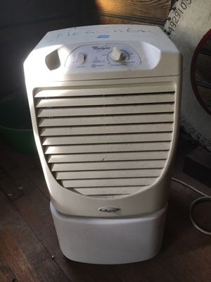 Whirlpool dehumidifier. for Sale in Portsmouth, VA