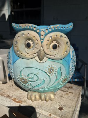 Carved wood Owl for Sale in Apopka, FL