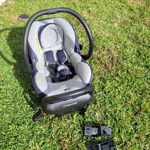 Maxi Cosi Adorra, Infant Car SEAT with Adapter for Stroller for Sale in Hollywood, FL