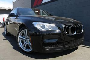 2014 BMW 7 Series for Sale in Fullerton, CA