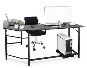 Gaming Computer L Shaped Desk For Office Workstation for Sale in Los Angeles, CA