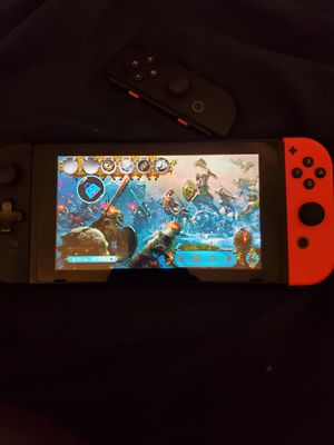 Nintendo Switch 32gb + 512gbsdcard for Sale in Kensington, MD