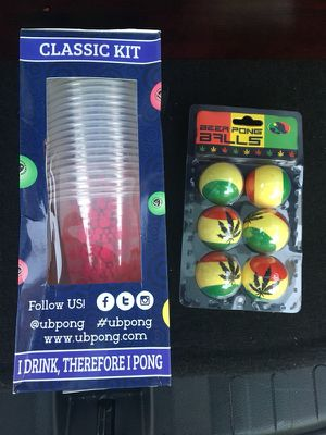 New Beer Pong Set for Sale in San Francisco, CA
